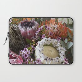Protea arrangement Laptop Sleeve