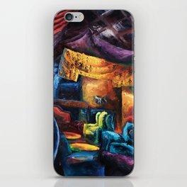 """Opus"" Painting (Reworked, Final Version) iPhone Skin"