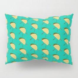 Tacos in flight Pillow Sham