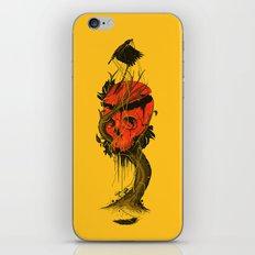 Nameless Hero iPhone & iPod Skin