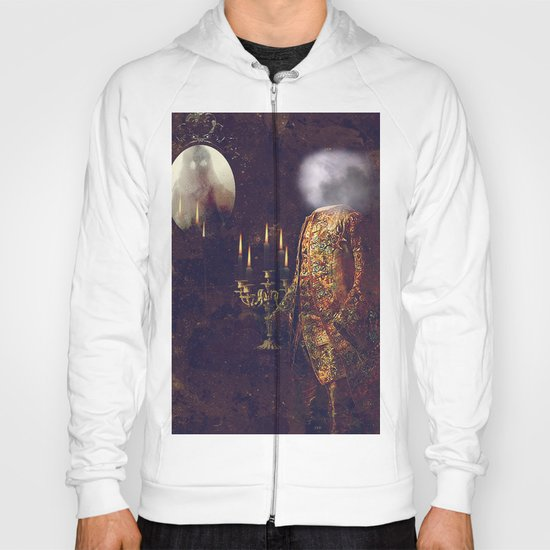 ghosts of the Louvre Hoody