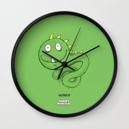 Whipilworm Wall Clock