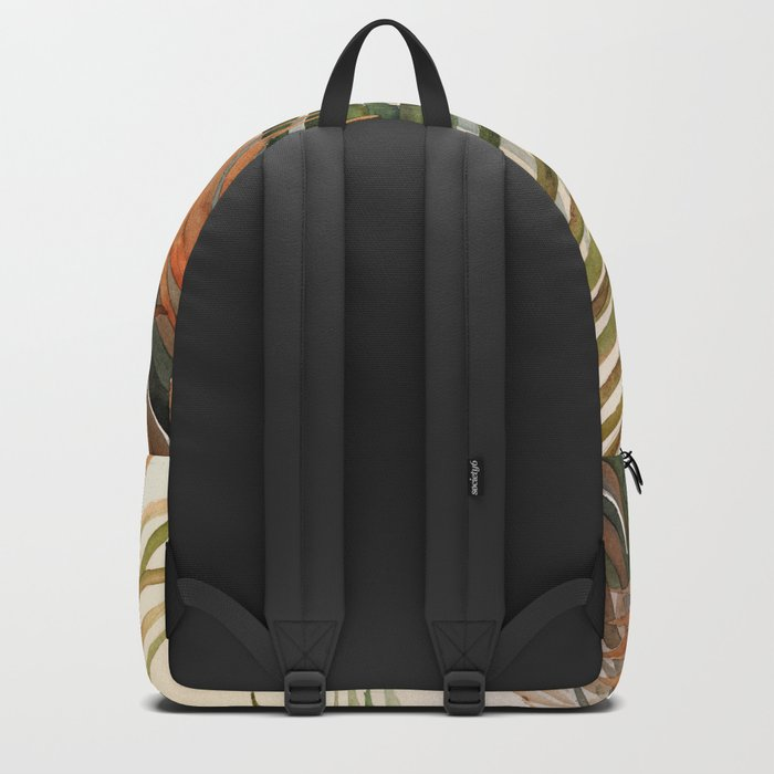 Arecaceae - household jungle #1 Backpack