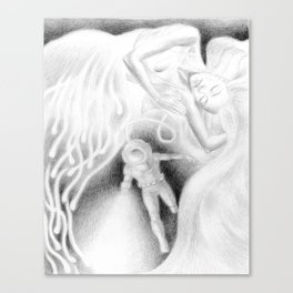 Lightsleeper Canvas Print