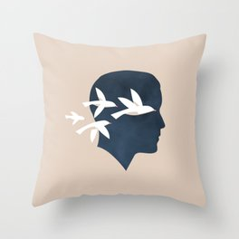 MyVision0514 Throw Pillow