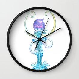 Mammut Boy Wall Clock
