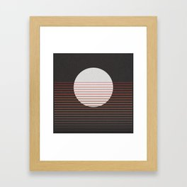 NOº 1 Framed Art Print