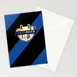Internazionale Milan FC Stationery Cards