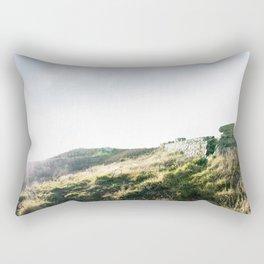 Bray to Greystones Rectangular Pillow