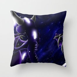 Lost in Stars Throw Pillow