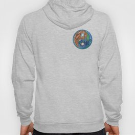 The Lobster and the Dragon, Chaos and Order Yin Yang Hoody