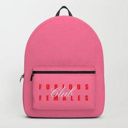 Furious Females Club Backpack