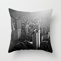 What is to come:  We have been warned  Throw Pillow