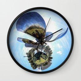 Polar Pan La Flor Wall Clock
