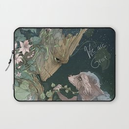 We Are Grt Laptop Sleeve