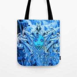Medusa Metamorphosis Tote Bag