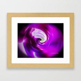 """New Wormhole"" Print Framed Art Print"