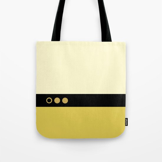 Data - Minimalist Star Trek TNG The Next Generation - Enterprise 1701 D - startrek - Trektangles Tote Bag