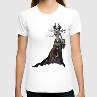 witch T-shirts featuring Witch by Samera Tseng