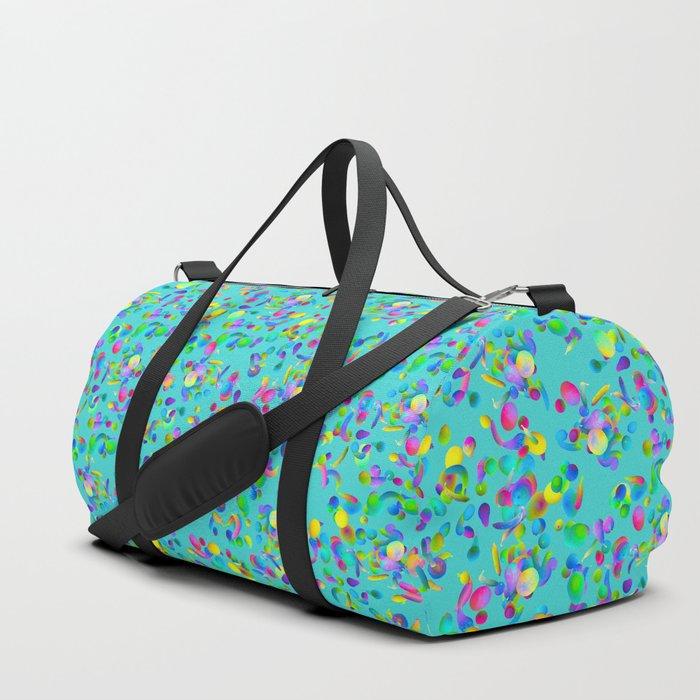 Neon fruit Duffle Bag