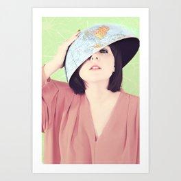 Navigator Art Print