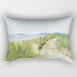 Inverness Beach Rectangular Pillow