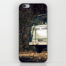 VwT2-n.9 iPhone & iPod Skin