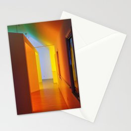 A Warm Hallway Stationery Cards