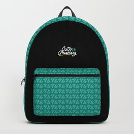 Rare Delirium Pattern Backpack