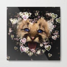 Cougar20151102 Metal Print