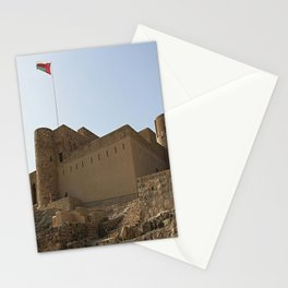 Omani Fort 2 Stationery Cards
