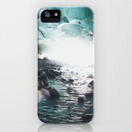 Fairy Ice Cave iPhone Case