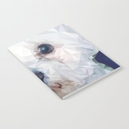 Roscoe Dog Notebook