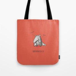 Underpanteater Tote Bag