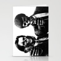 pulp Stationery Cards featuring Pulp Fiction by Motohiro NEZU