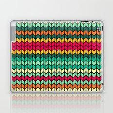 Knitted pattern Laptop & iPad Skin