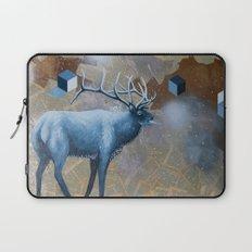 Grey Elk Laptop Sleeve