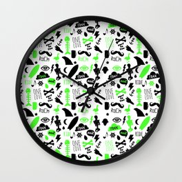 FREE::RIDE Wall Clock