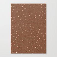 Canvas Dot Line Design Canvas Print