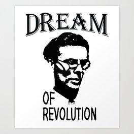 Dream Of Revolution   Aldous Leonard Huxley Art Print