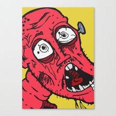 Hot Hot Hot Canvas Print