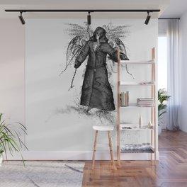 Grim Reaper Wall Mural