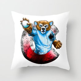 Chicago Sports Throw Pillow