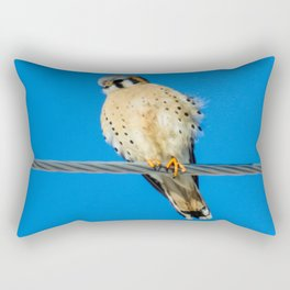 American Kestrel Rectangular Pillow