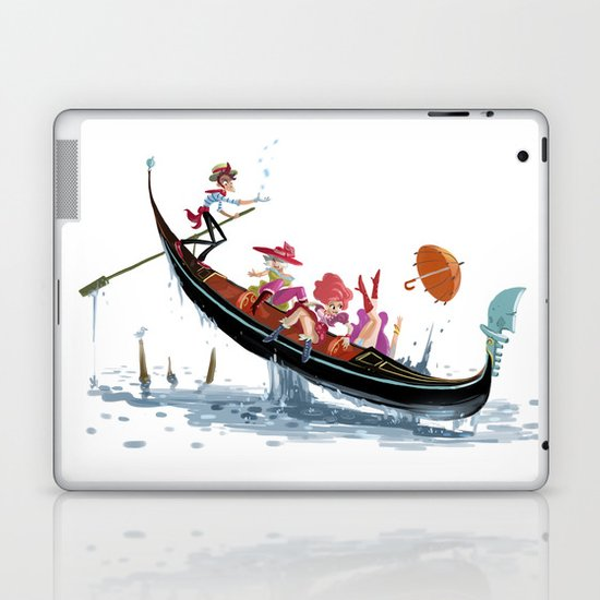 Pin up Venise Laptop & iPad Skin