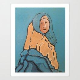 Metis Art Print