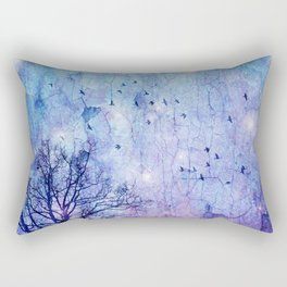 Midnight Rectangular Pillow