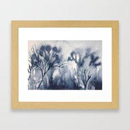 Memory Landscape 8 Framed Art Print