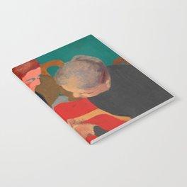 Edouard Vuillard - Les Couturieres, 1890 Notebook
