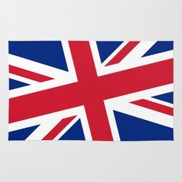 Union Jack Diagonal Rug